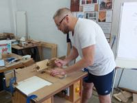 Mortice and tenon joints - 15 February 2020