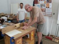 Mortice and tenon joints - 14 March 2020